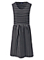 Women's Scoop Neck A-line Jersey Dress