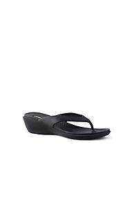 55e909c238f5 Women s Wedge Flip Flop Sandals