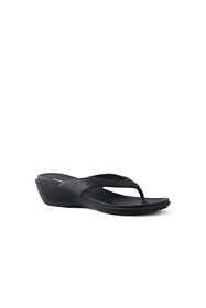 Women's Wedge Flip Flop Sandals