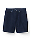 Women's High Waist Indigo Denim Shorts