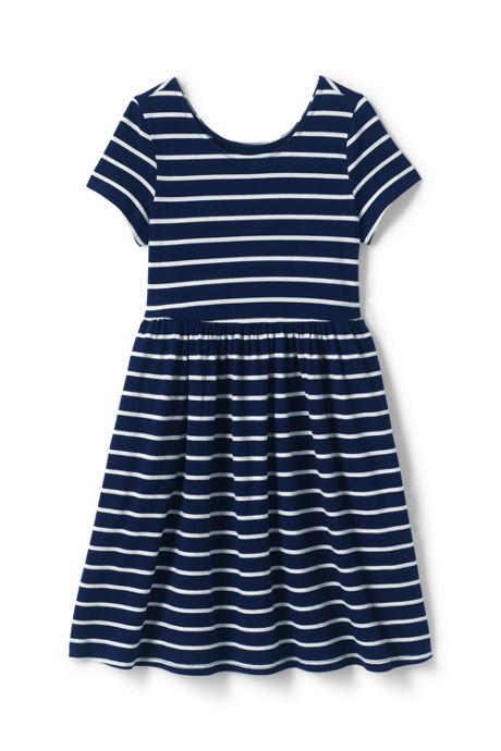 Girls Fit and Flare Dress