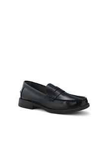 Men's Leather Slip On Penny Loafer Shoes