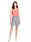 Women's Patterned Soft Shorts