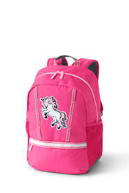 School Uniform Kids ClassMate Varsity Unicorn & Dinosaur Medium Backpack