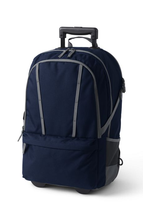 School Uniform Kids ClassMate Rolling Backpack