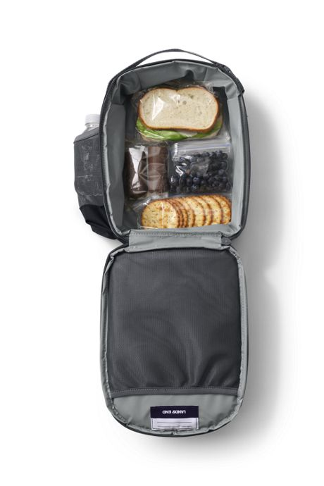 School Uniform Kids Soft Sided Lunch Box