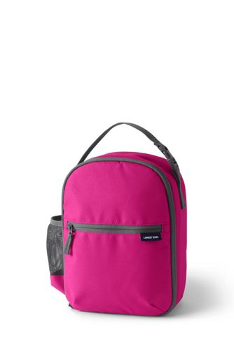 Kids' Insulated Soft Sided Lunch Box