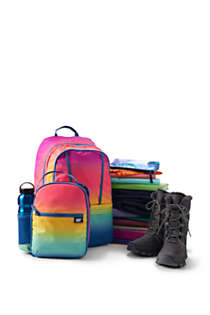 School Uniform Kids ClassMate Large Backpack, alternative image