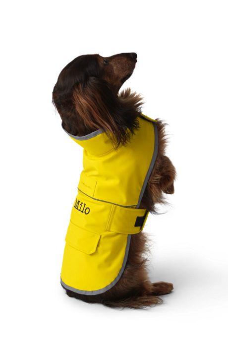 Dog Rain Jacket