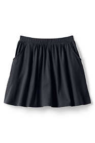Toddler Girls Solid Skort