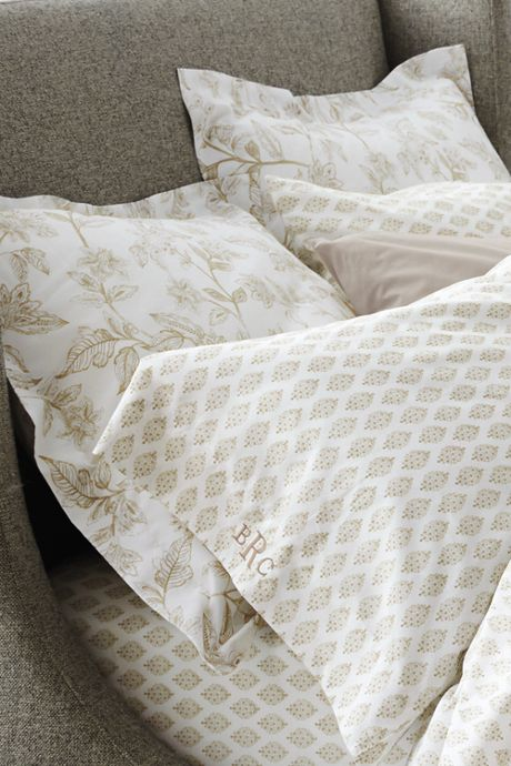 300 Supima Percale Printed Sham
