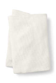Cotton Waffle Blanket