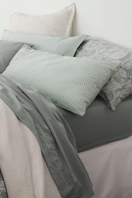 300 Organic Sateen Printed Pillowcases