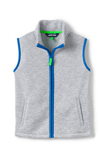 Boys' Sweater Fleece Gilet