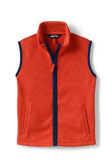 Boys' Sweater Fleece Gilet