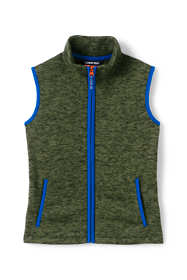 Boys Sweater Fleece Vest