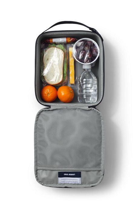 Kids Insulated EZ Wipe Printed Lunch Box