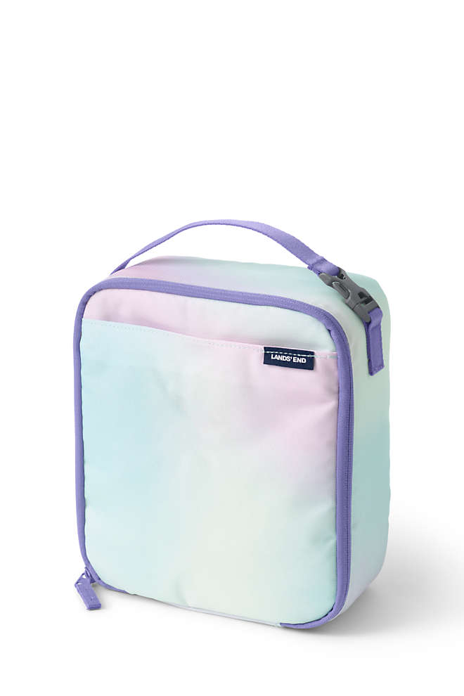 Kids Insulated EZ Wipe Printed Lunch Box, Front