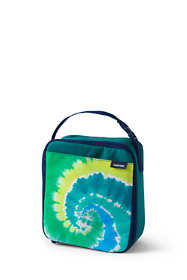 School Uniform Kids Insulated EZ Wipe Printed Lunch Box