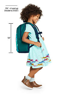 Kids ClassMate Small Backpack, Front