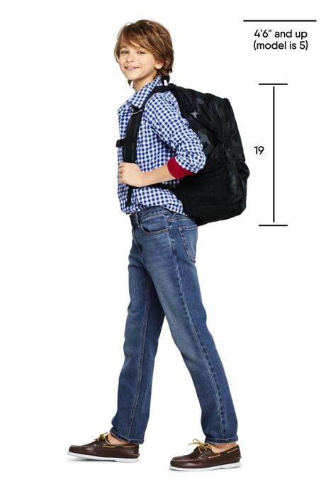 School Uniform Kids ClassMate Extra Large Backpack