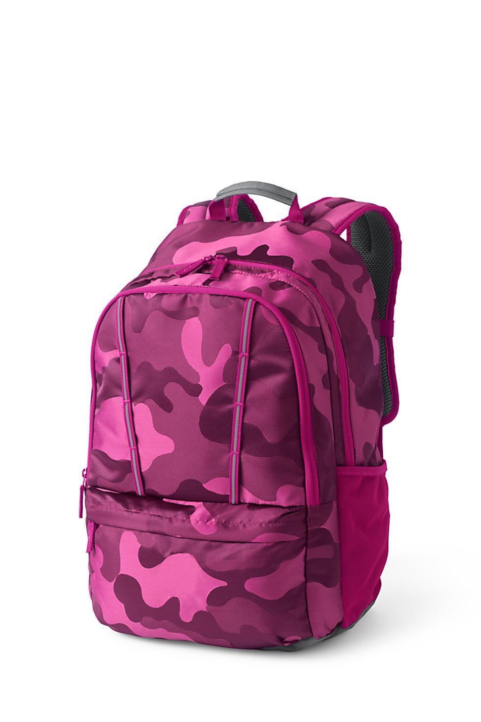 Lands' End Kids ClassMate Large Backpack