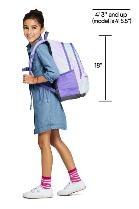 School Uniform Kids ClassMate Large Backpack