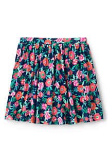 Girls Pattern Skort, Back