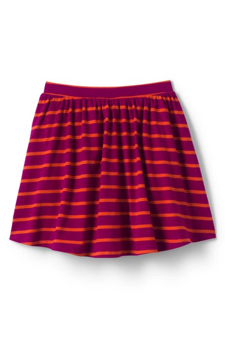 Girls Pattern Skort