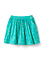 Little Girls' Patterned Jersey Skort