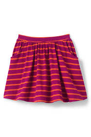Girls Plus Size Pattern Skort