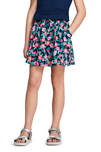 Girls Pattern Skort, Front