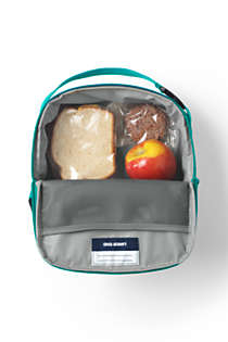 School Uniform Kids Insulated TechPack Lunch Box, alternative image