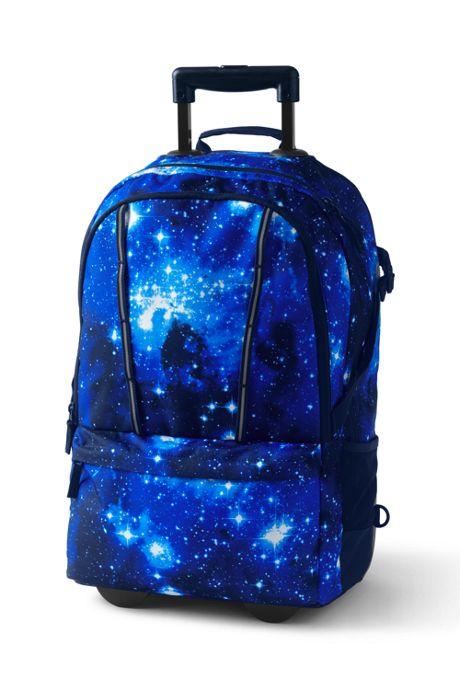 School Uniform Kids ClassMate Rolling Backpack