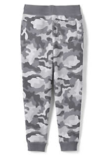 Kids Pattern Jogger Sweatpants, Back