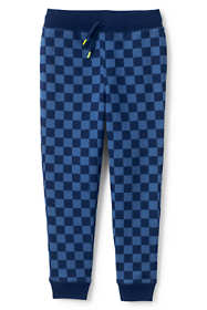 Little Kids Pattern Jogger Sweatpants