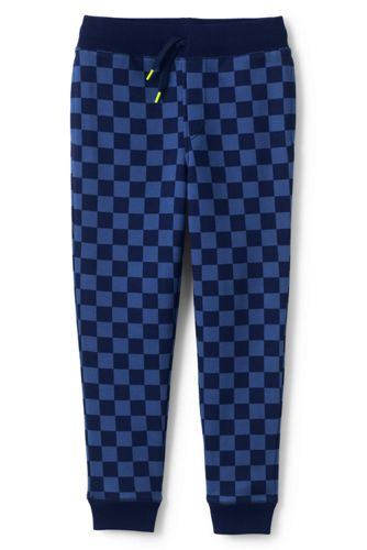 Kids' Patterned Iron Knees Joggers