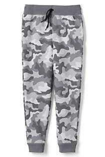 Kids Pattern Jogger Sweatpants, Front