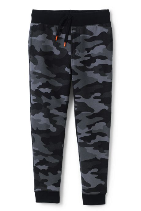 Kids Husky-Plus Pattern Jogger Sweatpants