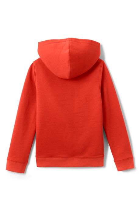 Little Kids Sherpa Lined Zip Hoodie