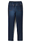 Girls' Iron Knees Pull-on Denim Jeggings