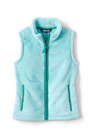 Little Girls Softest Fleece Vest