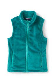 Little Girls Softest Fleece Vest