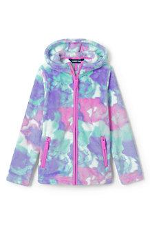 Wellnessfleece-Jacke für Mädchen