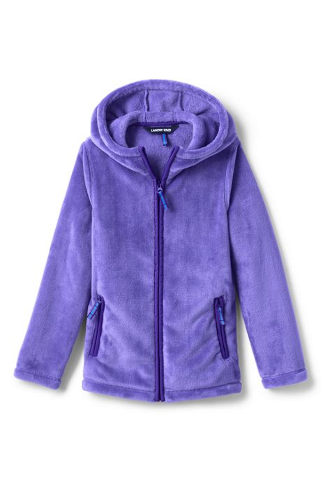 Toddler Girls Softest Fleece Jacket