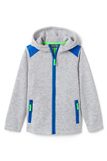 Boys' Sweater Fleece Jacket