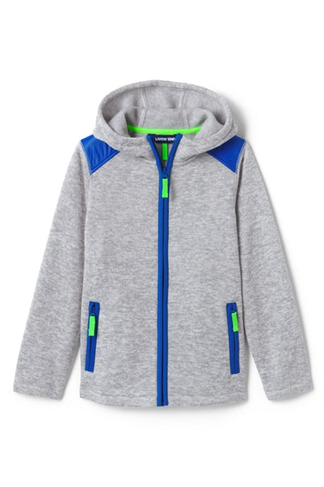 Boys Sweater Fleece Jacket