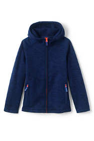 Boys Space-Dye Fleece Jacket