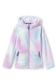 Girls Plus Softest Fleece Jacket