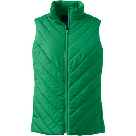 Women's Custom Logo Insulated Vest (Squall System Component)